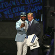 Roger Goodell Ezekiel Elliott Photos
