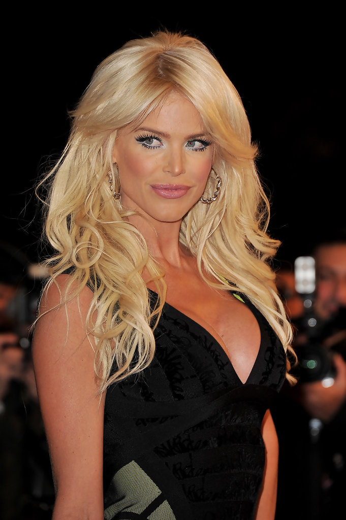 Victoria Silvstedt In Nrj Music Awards 2011 Red Carpet
