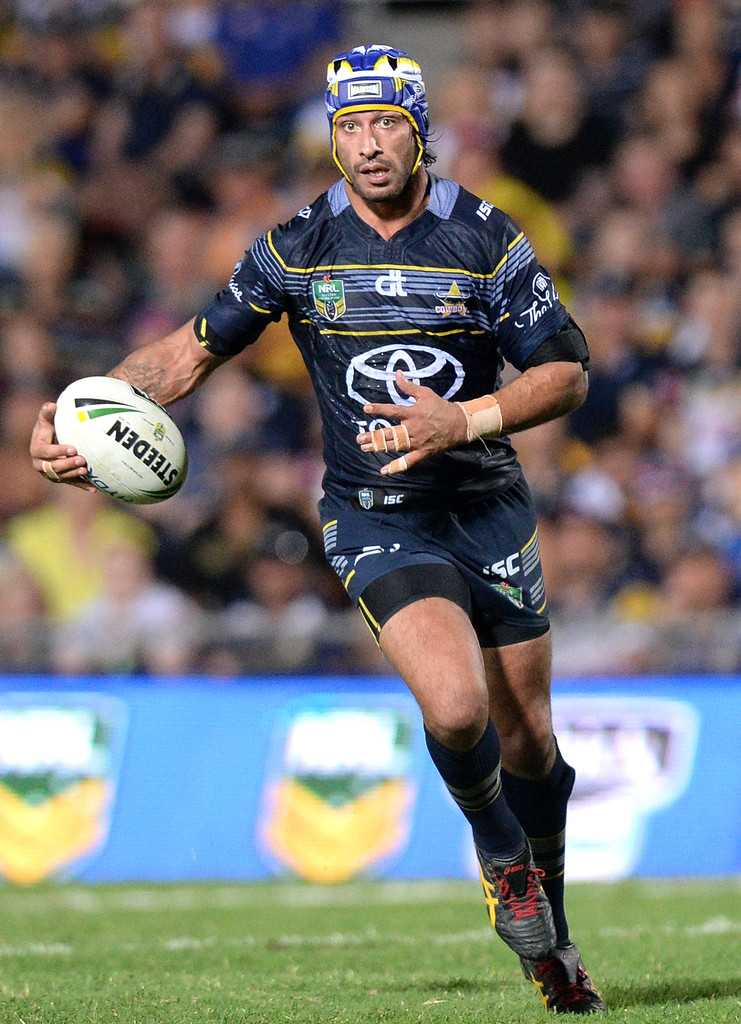 johnathan thurston - photo #21