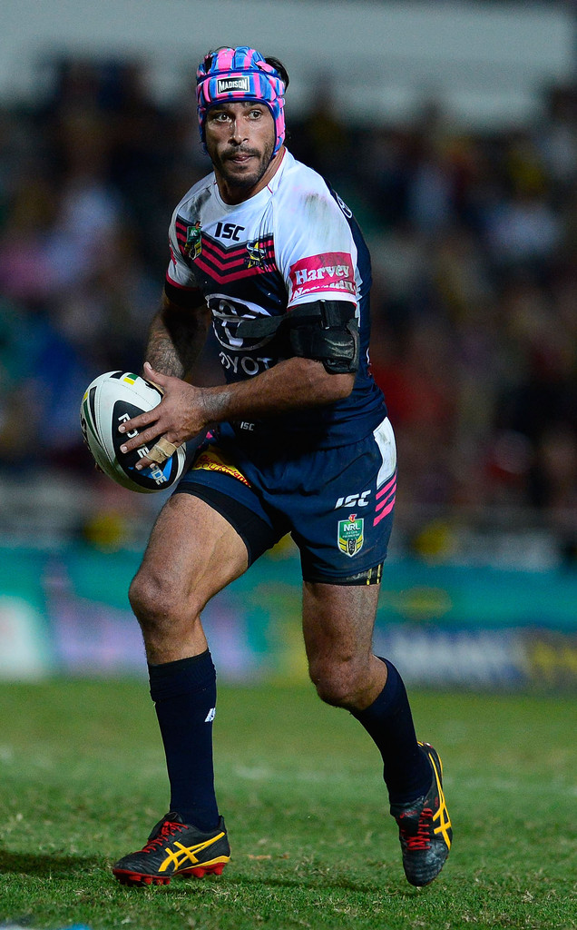 johnathan thurston - photo #16