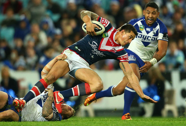 sydney roosters vs canterbury bulldogs 2013 dodge - photo#24