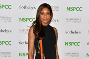 Celebrities Arrive at the NSPCC Neo-Romantic Art Gala