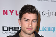 Pierson Fode attends NYLON's It Girl Party At The Highlight Room At Dream Hollywood on October 12, 2017 in Hollywood, California.