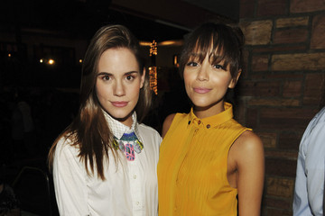 Ashley Madekwe Christa B. Allen NYLON Magazine And Tommy Girl Celebrate The Annual May Young Hollywood Issue - Party
