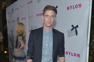Luke Treadaway NYLON Magazine And Tommy Girl Celebrate The Annual May Young Hollywood Issue - Party