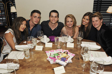 Ally Maki NYLON Magazine And Tommy Girl Celebrate The Annual May Young Hollywood Issue - Dinner