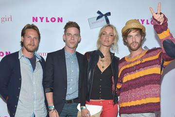 Harry Treadaway Luke Treadaway NYLON Magazine And Tommy Girl Celebrate The Annual May Young Hollywood Issue - Party