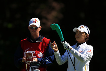 Na Yeon Choi Canadian Pacific Women's Open - Round One