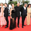 """Naama Preis """"Le Genou D'Ahed (Ahed's Knee)"""" Red Carpet - The 74th Annual Cannes Film Festival"""