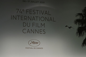 """Nabil Ayouch Anas Basbousi """"Haut Et Fort (Casablanca Beats)"""" Press Conference - The 74th Annual Cannes Film Festival"""