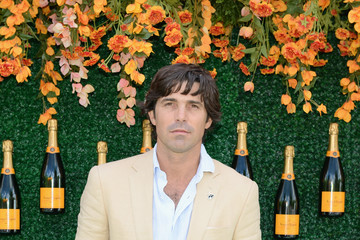 Nacho Figueras The Tenth Annual Veuve Clicquot Polo Classic - Arrivals