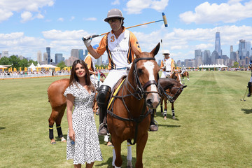 Nacho Figueras The Tenth Annual Veuve Clicquot Polo Classic - Match