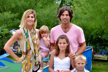 Nacho Figueras The Children's Museum Of The East End's (CMEE) 6th Annual Family Fair