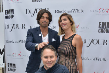 Nacho Figueras 'Black and White' Screening in East Hampton