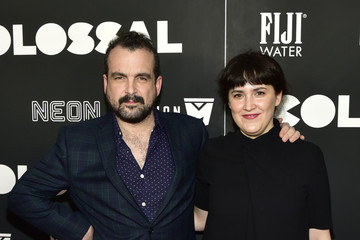 Nacho Vigalondo The Premiere of 'Colossal,' Co-Hosted by FIJI Water