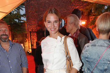 Nadeshda Brennicke Film und Medienstiftung NRW Hosts Summer Party in Cologne