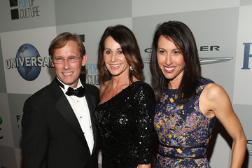 Nadia Comaneci Bart Conner Universal, NBC, Focus Features, E! Entertainment - Sponsored By Chrysler And Hilton - After Party