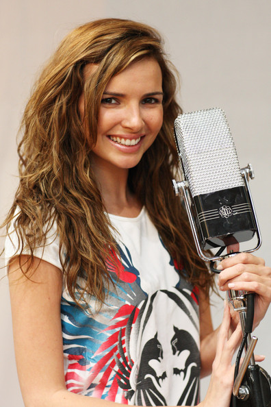 nadine coyle hairstyles. Nadine Coyle and Jason Bell