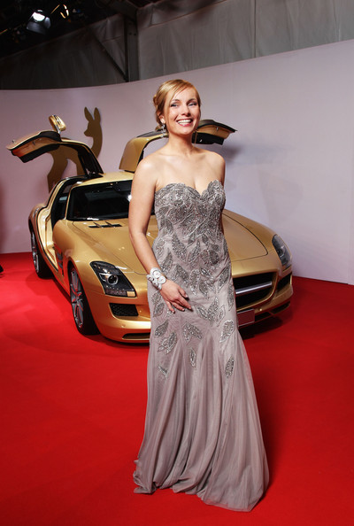 nadja uhl photos photos bambi 2010 arrivals zimbio. Black Bedroom Furniture Sets. Home Design Ideas