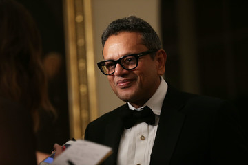 Naeem Khan President and Mrs. Obama Host State Dinner for Italian PM Renzi
