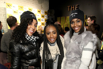 Nafessa Williams Private 50th Birthday Party For IMDb's Col Needham, Presented By Amazon Video Direct - 2017 Sundance Film Festival In Park City - 2017 Park City