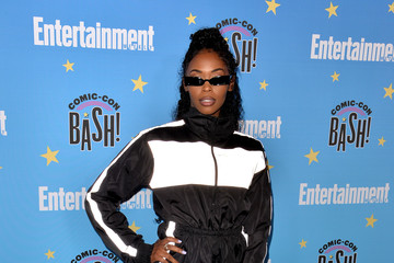 Nafessa Williams Entertainment Weekly Comic-Con Celebration - Arrivals