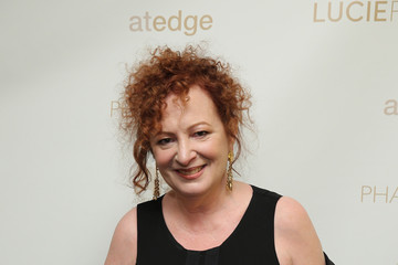 Nan Goldin Arrivals at the 12th Annual Lucie Awards