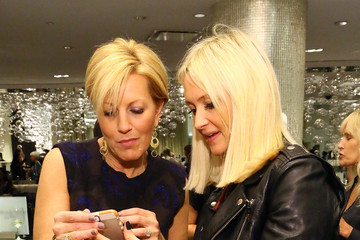 Nancy Berger Cardone Marie Claire's Shoes First Shopping Event