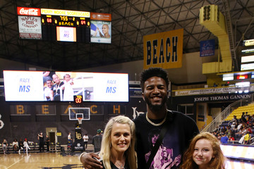 Nancy Davis Jordan Bell Hosts 1st Annual Celebrity Basketball Game Benefitting Race To Erase MS