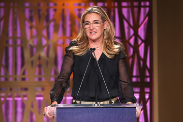 Nancy Dubuc The Hollywood Reporter's 2017 Women in Entertainment Breakfast - Show