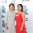 Nancy Garcia Garcia 2019 Film Independent Spirit Awards  - Red Carpet