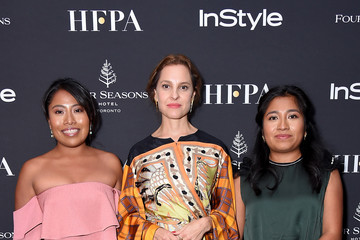 Nancy Garcia Garcia The Hollywood Foreign Press Association And InStyle Party At 2018 Toronto International Film Festival - Arrivals
