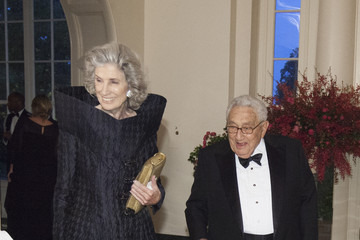 Nancy Kissinger President Obama Hosts Chinese President Xi Jinping For State Visit