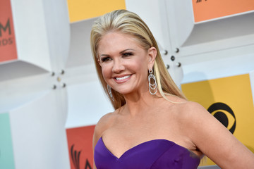 Nancy O'Dell 51st Academy of Country Music Awards - Arrivals