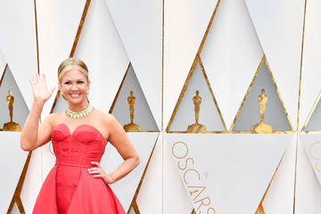 Nancy O'Dell 89th Annual Academy Awards - Arrivals