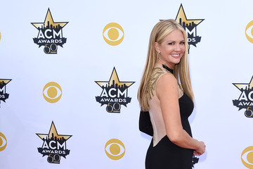 Nancy O'Dell 50th Academy Of Country Music Awards - Arrivals