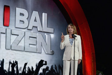 Nancy Pelosi 2016 Global Citizen Festival in Central Park to End Extreme Poverty by 2030 - Show