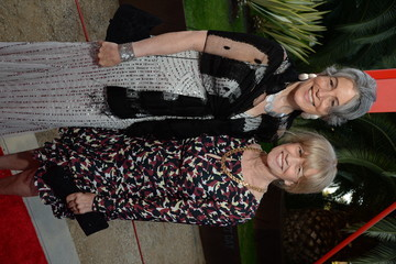Nancy Thomas Mary (Polly) Nooter Roberts LACMA 50th Anniversary Gala Sponsored By Christies - Red Carpet