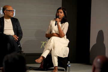 Nandita Das HP Media Day at the 70th Cannes Film Festival