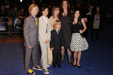 Eros Valhos Nanny McPhee And The Big Bang - World Film Premiere: Outside Arrivals