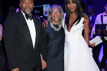 Naomi Campbell TIME 100 Gala, TIME's 100 Most Influential People In The World - Cocktails