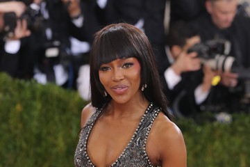 Naomi Campbell 'Manus x Machina: Fashion in an Age of Technology' Costume Institute Gala