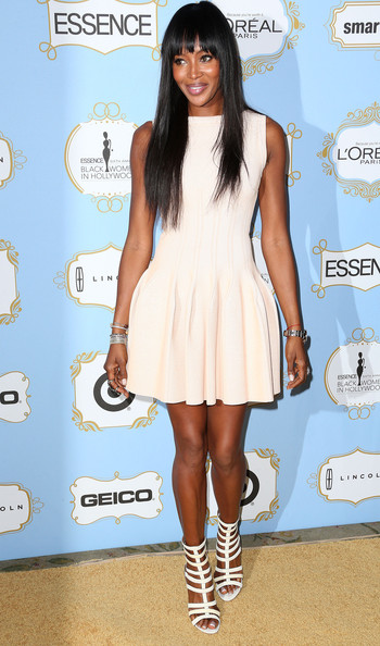Naomi Campbell - ESSENCE Black Women In Hollywood Awards Luncheon