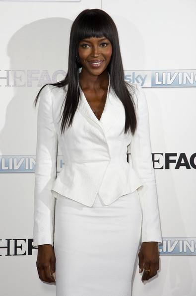 Naomi Campbell - 'The Face' Launches in London — Part 4