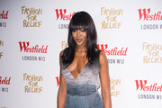 Naomi Campbell Fashion For Relief Pop up Launch Party