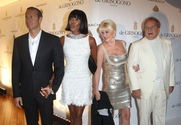 Naomi Campbell And Ivana Trump Photos Photos Zimbio