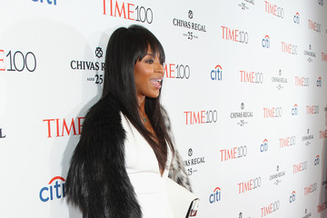 Naomi Campbell TIME 100 Gala, TIME's 100 Most Influential People In The World - Lobby Arrivals