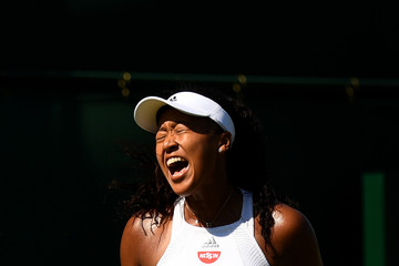 Naomi Osaka Day Three: The Championships - Wimbledon 2017