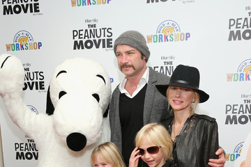 Naomi Watts Alexander Schreiber 'The Peanuts Movie' and Build-A-Bear Workshop Special Screening