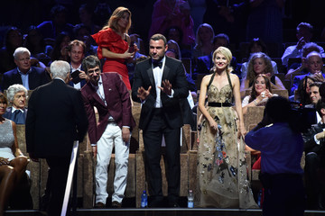 Naomi Watts Liev Schreiber Persol Tribute to Visionary Talent Award to Liev Schreiber - Inside the 73rd Venice Film Festival